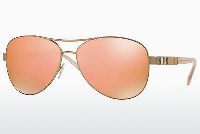Occhiali da vista Burberry BE3080 12357J - Oro