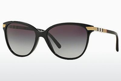 Occhiali da vista Burberry BE4216 30018G - Nero