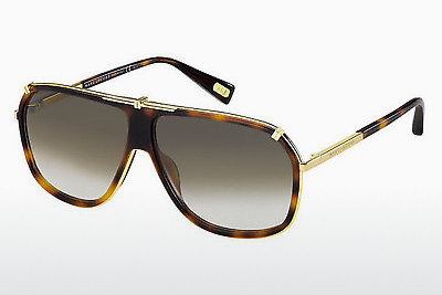 Occhiali da vista Marc Jacobs MJ 305/S 001/JS - Marrone, Giallo, Oro