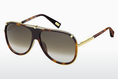 Occhiali da vista Marc Jacobs MJ 306/S 001/JS - Marrone, Giallo, Oro