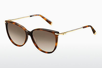 Occhiali da vista Max Mara MM BRIGHT I BHZ/JD - Oro, Marrone, Avana