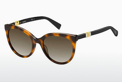 Occhiali da vista Max Mara MM JEWEL II 086/HA - Marrone, Avana