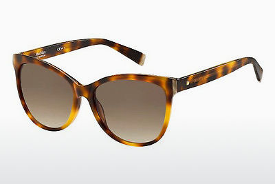 Occhiali da vista Max Mara MM THIN 05L/JD - Marrone, Avana