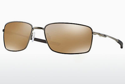 Occhiali da vista Oakley SQUARE WIRE (OO4075 407506) - Marrone