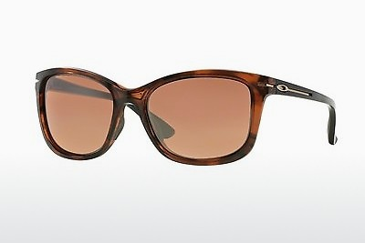 Occhiali da vista Oakley DROP IN (OO9232 923204) - Marrone, Tartaruga