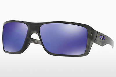 Occhiali da vista Oakley DOUBLE EDGE (OO9380 938004) - Nero, Marrone, Avana