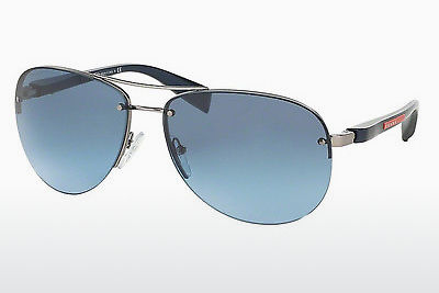 Occhiali da vista Prada Sport PS 56MS (65) (PS 56MS 5AS5I1) - Argentato, Pewter