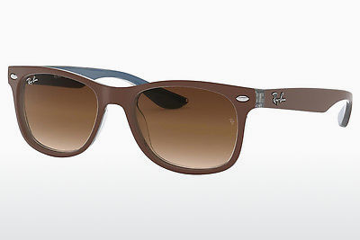 Occhiali da vista Ray-Ban Junior RJ9052S 703513 - Marrone, Blu
