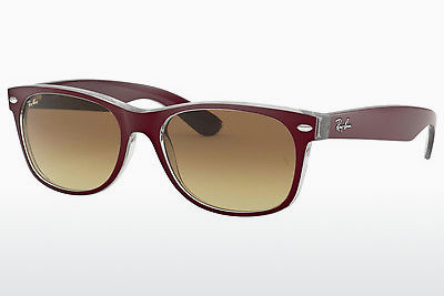 Occhiali da vista Ray-Ban NEW WAYFARER (RB2132 605485) - Purpuriniai, Bordo