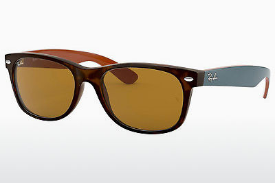 Occhiali da vista Ray-Ban NEW WAYFARER (RB2132 6179) - Marrone, Avana