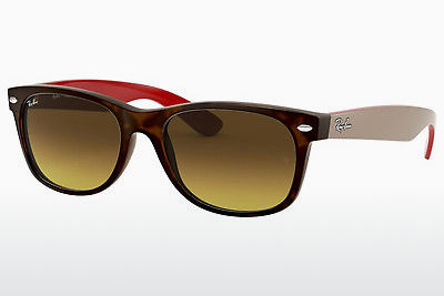Occhiali da vista Ray-Ban NEW WAYFARER (RB2132 618185) - Marrone, Avana