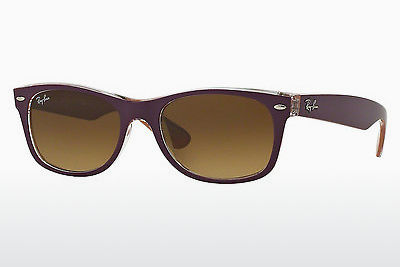 Occhiali da vista Ray-Ban NEW WAYFARER (RB2132 619285) - Purpuriniai
