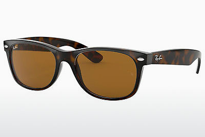 Occhiali da vista Ray-Ban NEW WAYFARER (RB2132 710) - Marrone, Avana