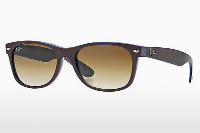 Occhiali da vista Ray-Ban NEW WAYFARER (RB2132 874/51) - Marrone, Blu