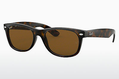 Occhiali da vista Ray-Ban NEW WAYFARER (RB2132 902/57) - Marrone, Avana