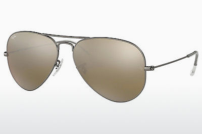 Occhiali da vista Ray-Ban AVIATOR LARGE METAL (RB3025 029/30) - Grigio