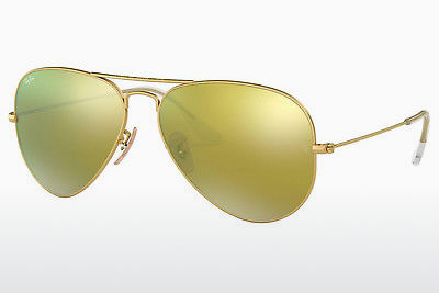 Occhiali da vista Ray-Ban AVIATOR LARGE METAL (RB3025 112/93) - Oro