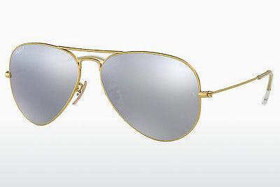 Occhiali da vista Ray-Ban AVIATOR LARGE METAL (RB3025 112/W3) - Oro