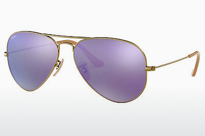 Occhiali da vista Ray-Ban AVIATOR LARGE METAL (RB3025 167/1M) - Marrone