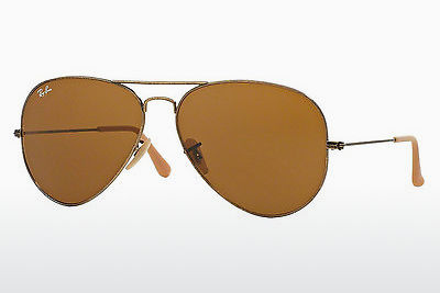 Occhiali da vista Ray-Ban AVIATOR LARGE METAL (RB3025 177/33) - Oro