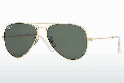 Occhiali da vista Ray-Ban AVIATOR LARGE METAL (RB3025 W3234) - Oro
