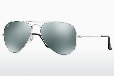 Occhiali da vista Ray-Ban AVIATOR LARGE METAL (RB3025 W3275) - Argentato