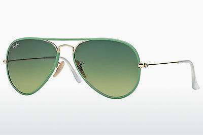 Occhiali da vista Ray-Ban AVIATOR FULL COLOR (RB3025JM 001/3M) - Oro