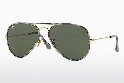 Occhiali da vista Ray-Ban AVIATOR FULL COLOR (RB3025JM 171) - Oro