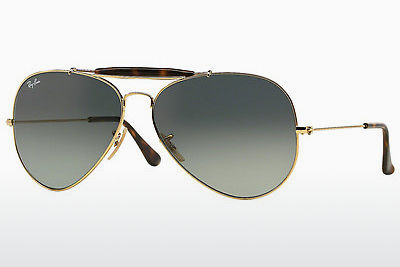 Occhiali da vista Ray-Ban OUTDOORSMAN II (RB3029 181/71) - Oro