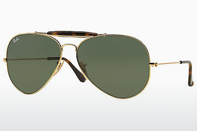 Occhiali da vista Ray-Ban OUTDOORSMAN II (RB3029 181) - Oro