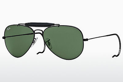 Occhiali da vista Ray-Ban OUTDOORSMAN (RB3030 L9500) - Nero