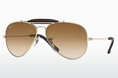 Occhiali da vista Ray-Ban AVIATOR CRAFT (RB3422Q 001/51) - Oro