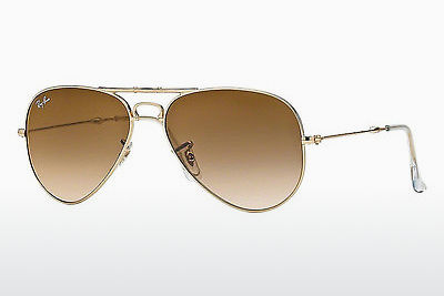 Occhiali da vista Ray-Ban AVIATOR FOLDING (RB3479 001/51) - Oro