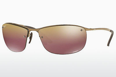 Occhiali da vista Ray-Ban RB3542 197/6B - Marrone