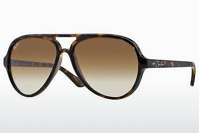 Occhiali da vista Ray-Ban CATS 5000 (RB4125 710/51) - Marrone, Avana