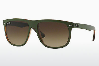 Occhiali da vista Ray-Ban RB4147 613713 - Verde, Marrone