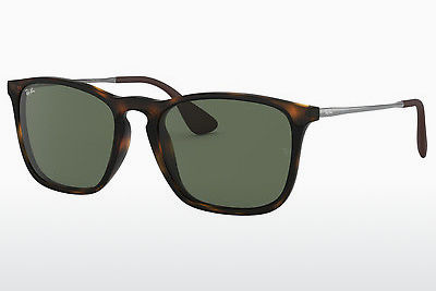 Occhiali da vista Ray-Ban CHRIS (RB4187 710/71) - Marrone, Avana