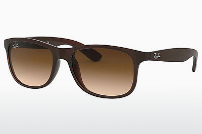 Occhiali da vista Ray-Ban ANDY (RB4202 607313) - Marrone