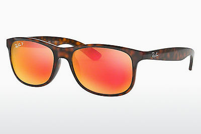 Occhiali da vista Ray-Ban ANDY (RB4202 710/6S) - Marrone, Avana