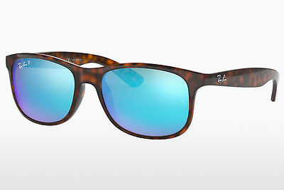 Occhiali da vista Ray-Ban ANDY (RB4202 710/9R) - Marrone, Avana