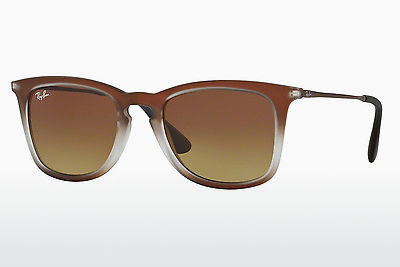 Occhiali da vista Ray-Ban RB4221 622413 - Marrone, Nero