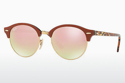 Occhiali da vista Ray-Ban CLUBROUND (RB4246 12207O) - Oro