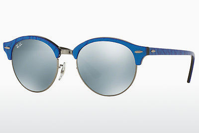 Occhiali da vista Ray-Ban Clubround (RB4246 984/30) - Blu