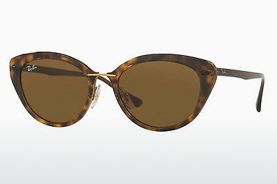 Occhiali da vista Ray-Ban RB4250 710/73 - Marrone, Avana