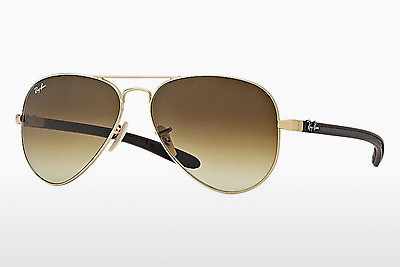 Occhiali da vista Ray-Ban AVIATOR TM CARBON FIBRE (RB8307 112/85) - Oro