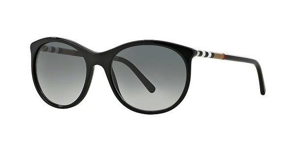 Burberry BE4145 300111 GRAY GRADIENTBLACK