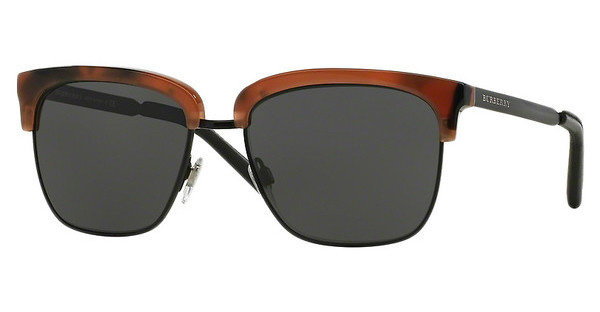 Burberry BE4154Q 351887 GREYSPOTTE AMBER
