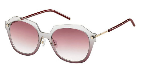 Marc Jacobs MARC 28/S TWC/FW BURGUNDY SHADEDBURGUNDY (BURGUNDY SHADED)