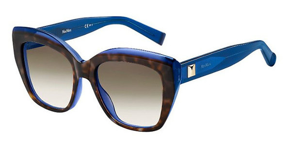 Max Mara MM PRISM I U9C/JS BROWN SFHVNVLTBLU (BROWN SF)