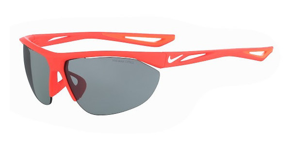 Nike TAILWIND SWIFT EV0916 600 MATTE BRIGHT CRIMSON/WHITE WITH GREY W/ SILVER FLASH LENS LENS